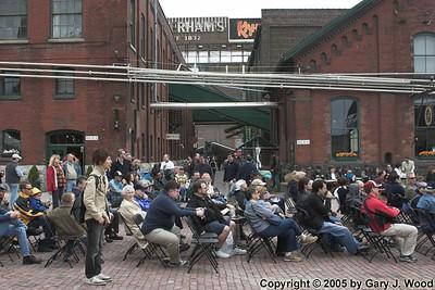 Audience, Distillery Jazz Festival 2005