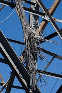 Severed Transmission Line