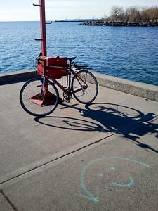 The Happy Turn-Around Spot, Port Credit Marina