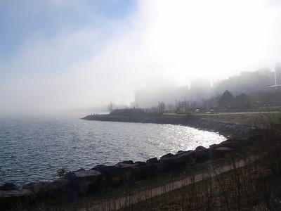 Fog and Condos