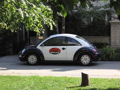 Geek Squad Beetle