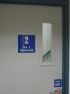 2 No. 1 Stairwell