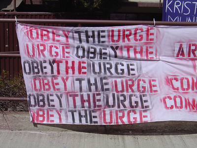 Obey the Urge