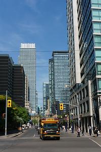 Charles Street and Bay Street