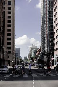 Avenue Road Looking North