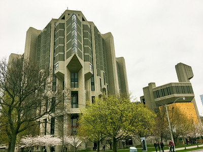 The Robarts Library