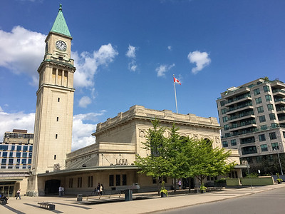 Summerhill Station and LCBO