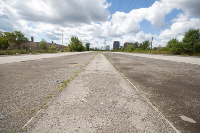Abandoned Roadway