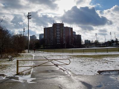 Winter in Toronto 2011-2012