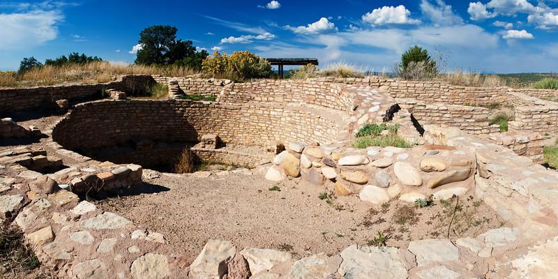 Escalante Pueblo Panorama