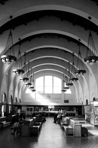 Historic Santa Fe Station