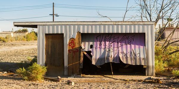 Salton Sea Beach Garage