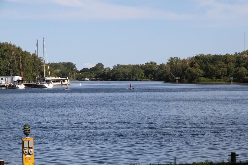 Aug. 19/12 - Day trip to Toronto Islands