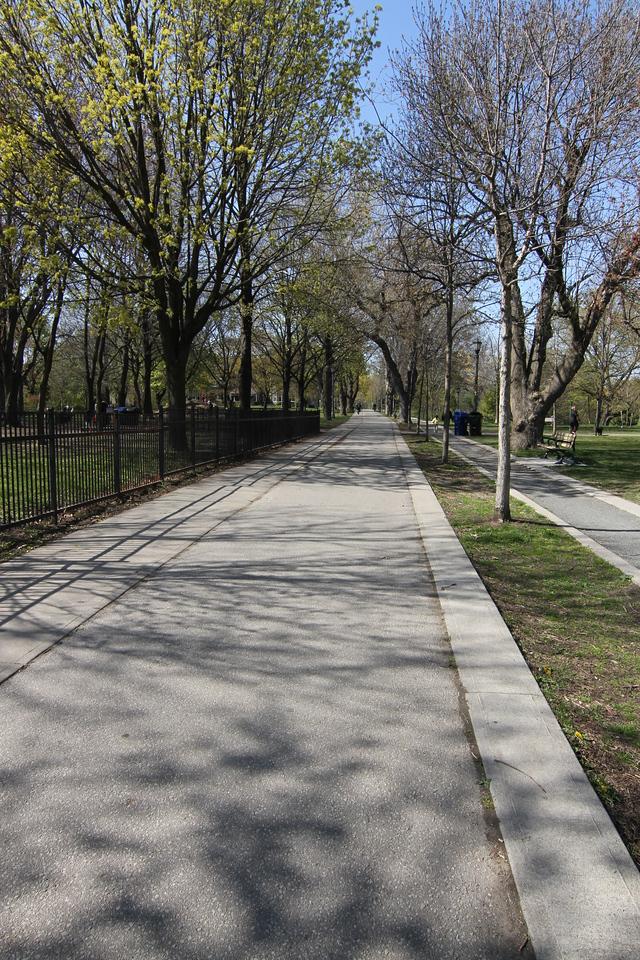 April 27/12 - Trinity Bellwoods Park, Toronto