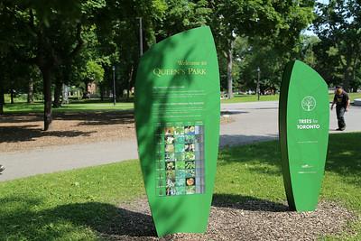 A Walk Through Queen's Park