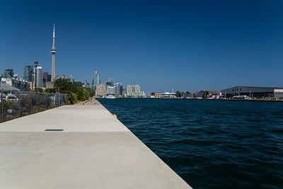 Lakefront Walkway