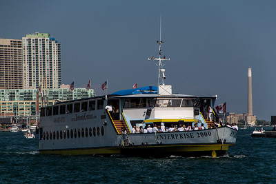 Harbour Cruise Ship