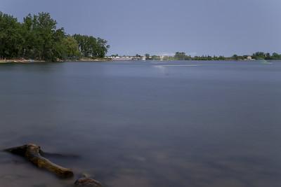 Cherry Beach & Lake Ontario