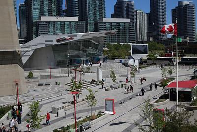 CN Tower & Ripley's Aquarium