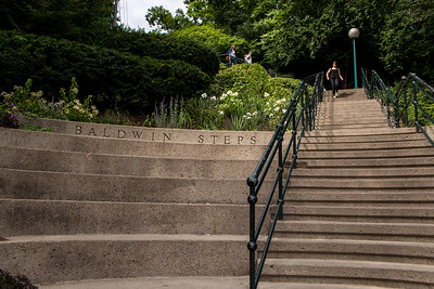 The Baldwin Steps