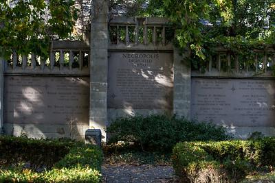 The Toronto Necropolis