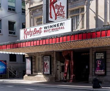 """Kinky Boots"" at The Royal Alexandra Theatre"