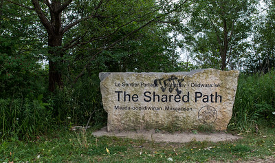 The Shared Path Begins