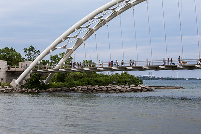 Humber Bay Arch Bridge