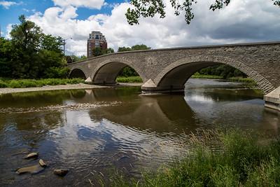 Old Mill Bridge & Humber River