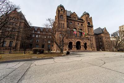 Ontario Provincial Buildings