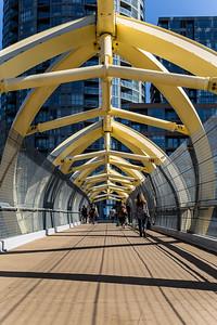 Puente de Luz Bridge