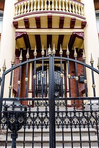 Gates of Rosedale