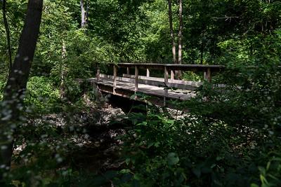 Bridge Over Taylor Creek