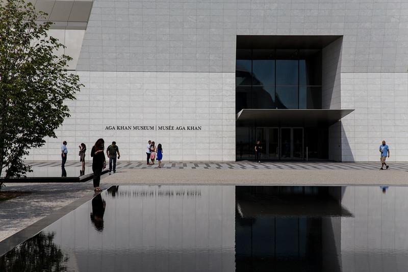The Aga Khan Museum