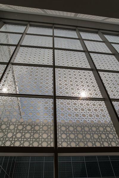 Inside the Aga Khan Museum