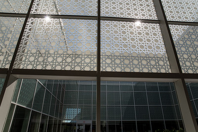 Inside the Aga Khan Museum