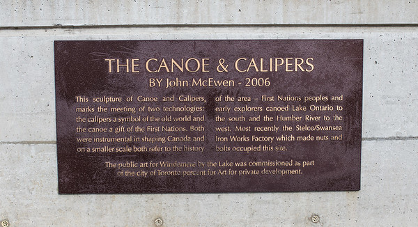 """The Canoe & Calipers"""