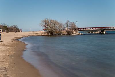 Centre Island Pier