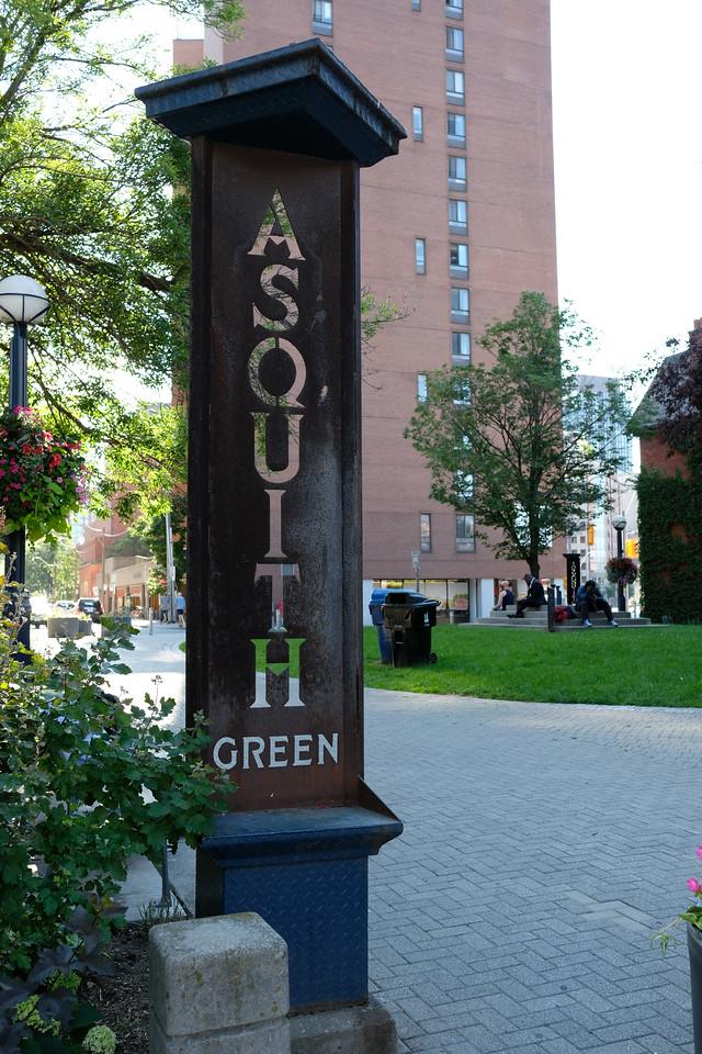 Asquith Avenue