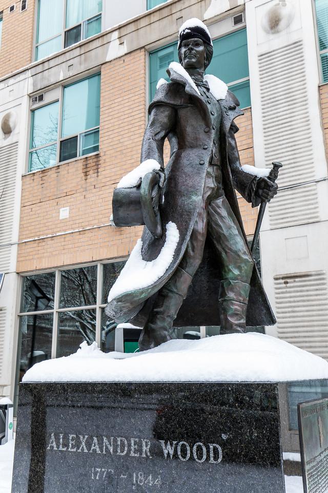 Alexander Wood In Winter