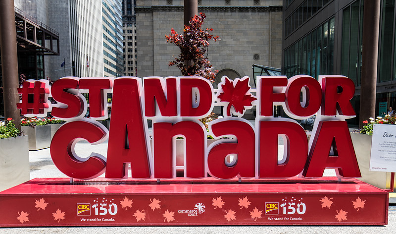 "CIBC's ""We Stand For Canada"""