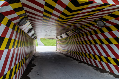 The Pan Am Path Underpass