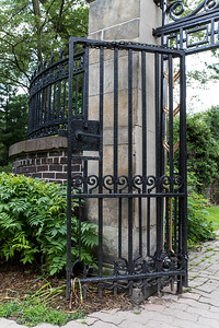 The Gates Of Craigleigh Gardens