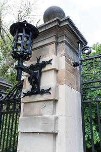 The Gates Of Craigleigh Gardens
