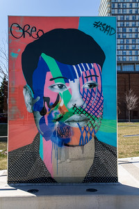 """Faces Of Regent Park"""