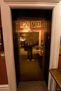 Elevator to the Top Floor