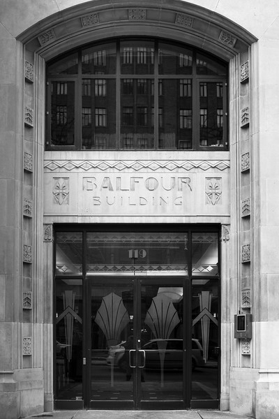 The Balfour Building