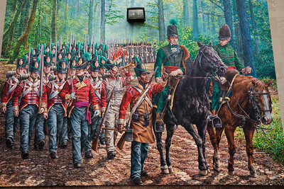"""""""Battersby's March, 1813"""""""