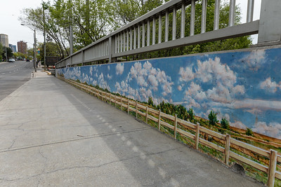 Islington Village Murals