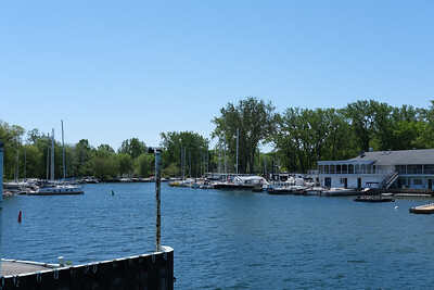 Ferry Dock Scenery